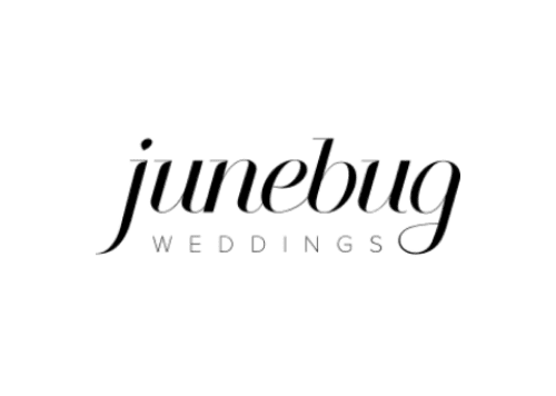 As Featured in Junebug Weddings