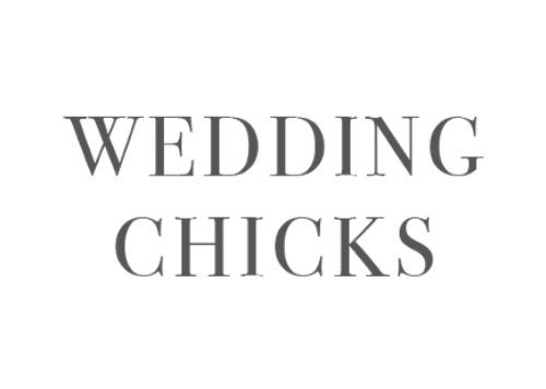 As Featured in Wedding Chicks